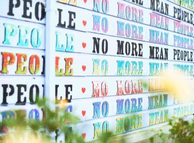 No More Mean People